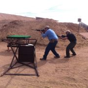 Learn to shoot a rifle in Denver, Colorado